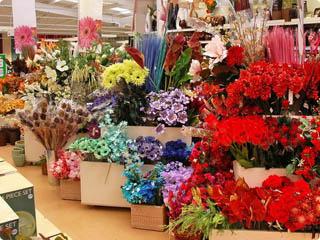 Склады цветов